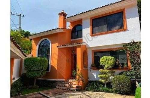 Casa En Venta, Fraccionamiento La Cañada, Cuernavaca Morelos.