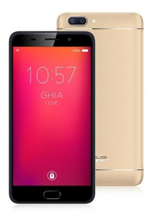 """Smartphone Ghia Zeus Cel-109 Champagne/3g/5.5""""/and..."""