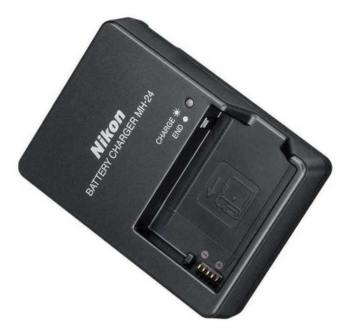 Cargador Mh-24 Para Nikon En-el14a D5600 D5500 D5300 D3500