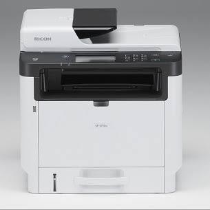 Lançamento Ricoh Sp 3710 - Onurb Informática