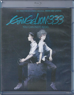 Evangelion: 3.33 You Can (not) Redo Blu-ray Nacional Español