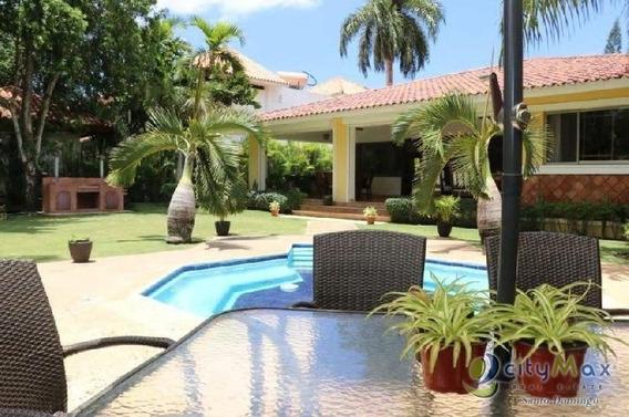 Alquilo Hermosa Villa En Metro Country Club, San Pedro