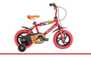 Bicicleta Rodado 12 Halley Con Rueditas