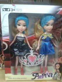 Bonecas Coroa