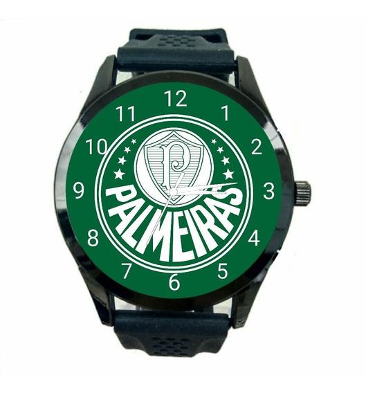 Relogio Personalizado Palmeiras Masculino De Pulso Futebol Club Esportivo Novo Escudo Time T388