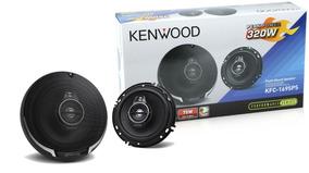 Caixa Som Subwoofer Kenwood 160mm Kfc-1695ps 75w Rms Vitrine