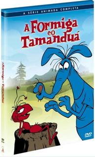Dvd A Formiga E O Tamanduá - A Série Animada Completa