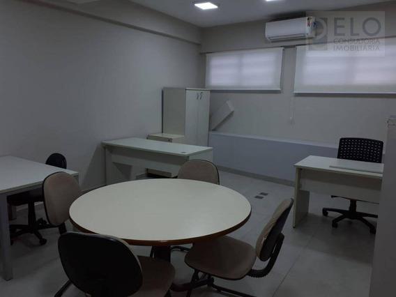 Loja Para Locação No Centro De Santos! - Lo0015