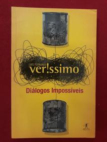 Livro: Diálogos Impossíveis - Luis Fernando Veríssimo