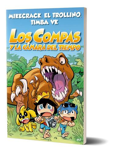 Imagen 1 de 6 de Los Compas Y La Cámara Del Tiempo De Timba Vk