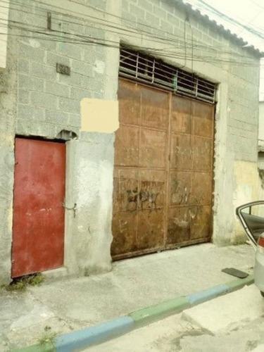 Imagem 1 de 5 de Galpão Para Venda Por R$195.000,00 Com 140m² - Itaim Paulista, São Paulo / Sp - Bdi31164