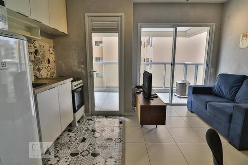 Apartamento Para Aluguel - Consolação, 1 Quarto,  34 - 893342011
