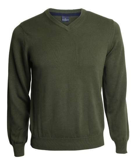 Sweater Willborn Daniel Hechter Ev Classic Liso