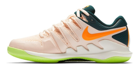 Zapatillas De Tenis Nike Air Zoom Vapor X Talle 7.5-8-8.5 Us