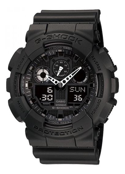 Relógio Casio G-shock Ga-100-1a1 Masculino