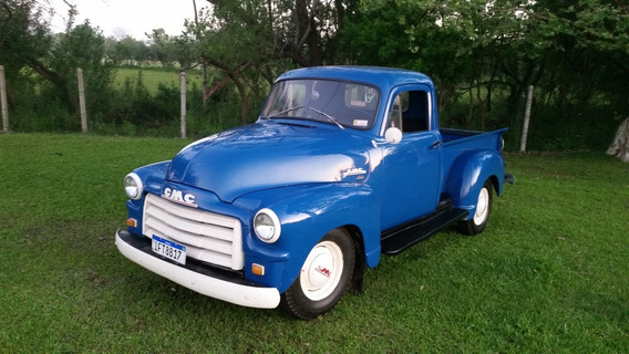 Chevrolet Gmc 100 Pickup