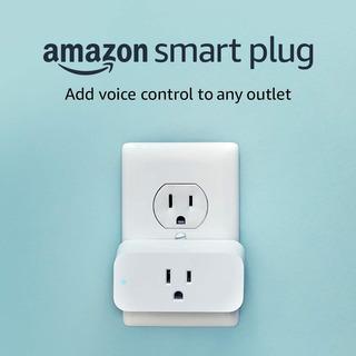 Tomada Inteligente Smart Plug Amazon - Compativel Com Echo Dot Amazon 3ª Echo Spot - Echo Plus - Echo Show - Echo Sub