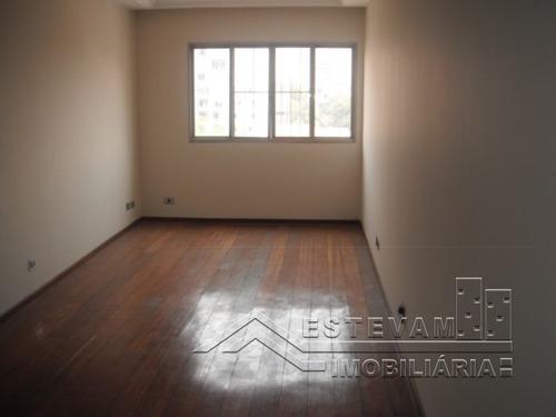 Apartamento Com 3 Dormitórios Para Alugar, 100 M² Por R$ 2.500,00 - Perdizes - São Paulo/sp - Ap0225