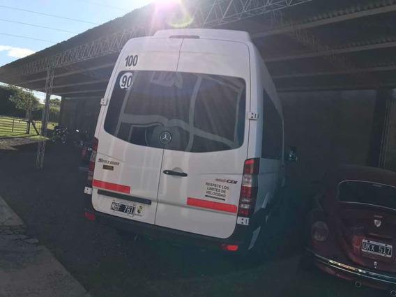 Mercedes-benz Sprinter 2.1 415 Combi 3665 150cv 15+1 Te 2013