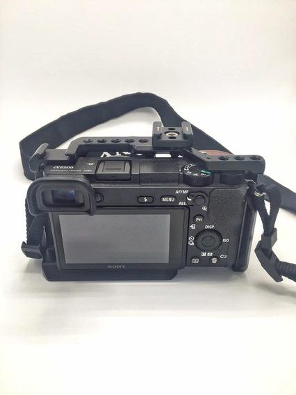 Câmera Sony Mirrorless A6500 Super Nova