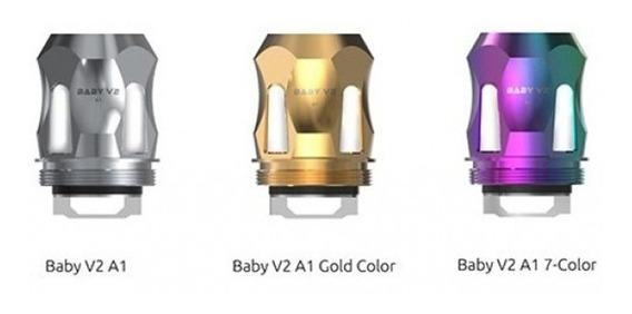 3x Bobina Tfv8 Baby V2 A1 Smok Coil 0.17 Ohm