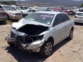 Corolla 2009 En Venta Por Partes!