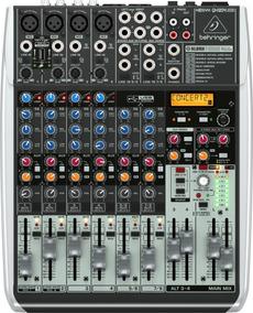 Mesa De Som Mixer Xenyx Bivolt - X1204usb - Behringer