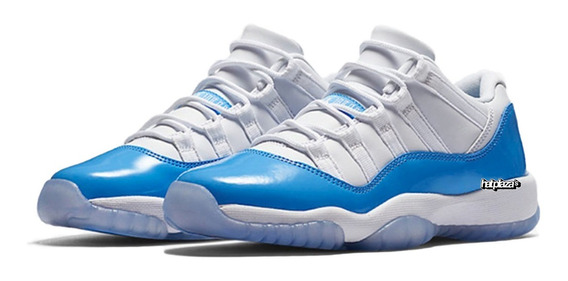 Hat Plaza Zapatillas Air Jordan 11 Retro Low Unc Ds Original