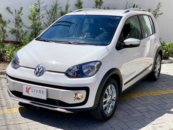 Volkswagen Up Cross 1.0 Mpi 12v Flex 4p Manual