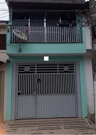 Sobrado Com 2 Dorms, Paulicéia, São Bernardo Do Campo - R$ 390 Mil, Cod: 3437 - V3437