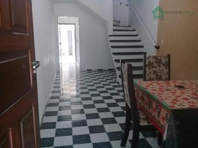 Sobrado Residencial À Venda, Parque Marabá, Taboão Da Serra. - So0139