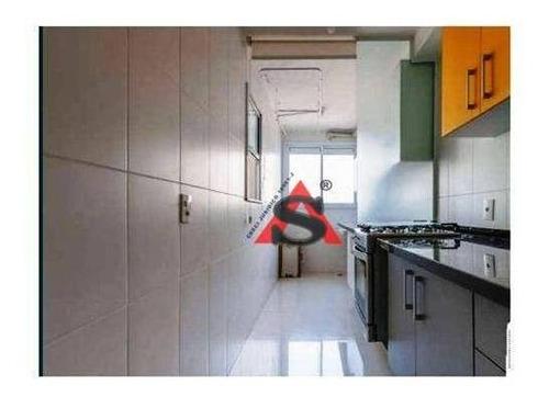 Imagem 1 de 30 de Apartamento Com 2 Dormitórios Para Alugar, 64 M² Por R$ 5.000,00/mês - Chácara Inglesa - São Paulo/sp - Ap44062