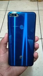 Huawei Y7 2018 En 120 Vrds, 3 Meses De Uso