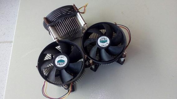 Cooler Fan Original Socket 775 Intel Cooler Master