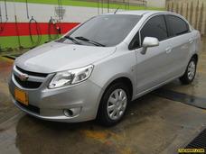 Chevrolet Sail Lt 1.4 Aa