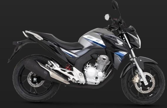 Honda Twister 250 2021