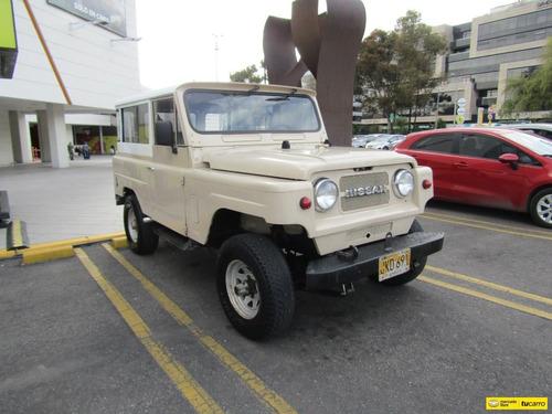 Nissan Patrol 4.0 Lg60