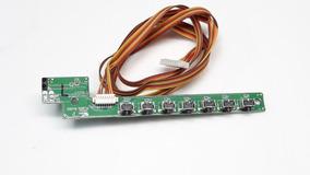 Teclado E Sensor Ir Philco Tv Ph40r86dsgw