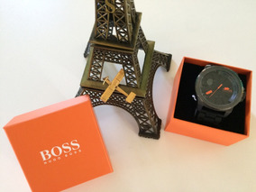 Lindo Relógio Hugo Boss Orange !