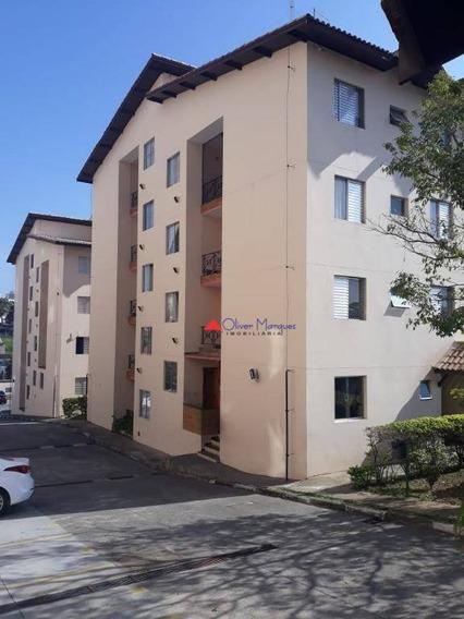 Apartamento À Venda, 62 M² Por R$ 229.000,00 - Jardim D Abril - Osasco/sp - Ap6741