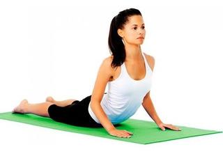 Colchoneta Para Yoga, Pilates, Elongación.