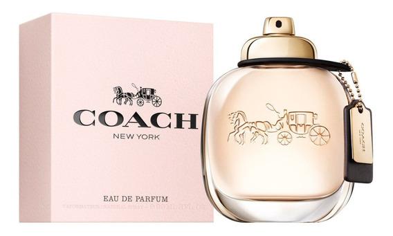 Coach Eau De Parfum Femenino 90ml