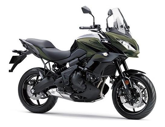 Kawasaki Versys 650 Abs Modelo 2020 - 0km (w) - Promoção!