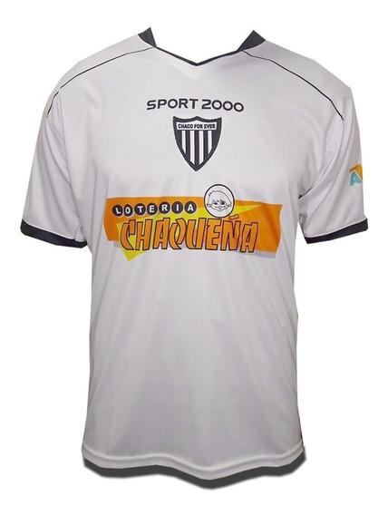 Camiseta Suplente Chaco For Ever 2020