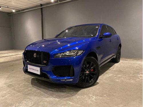 Jaguar F-pace V6 First Edition