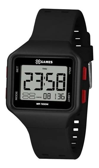 Relógio Pulso X Games Digital - Xgppd146 Bxpx