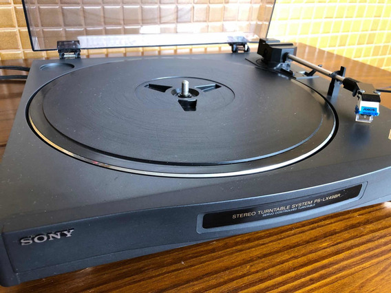 Toca Discos Sony Ps-lx49br