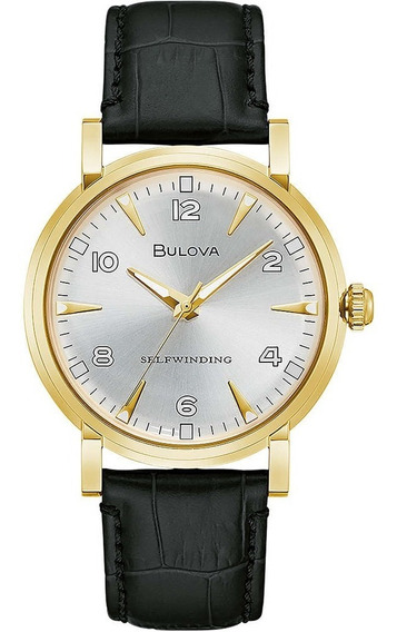 Reloj Bulova American Clipper Automático Bl97a152