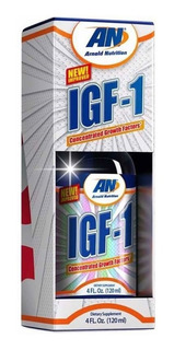 Igf-1 Spray Hgh (120ml) Cherry Liquid Arnold - Importado