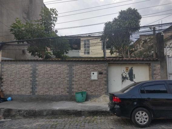Terreno 500m2 Com 2 Casas
